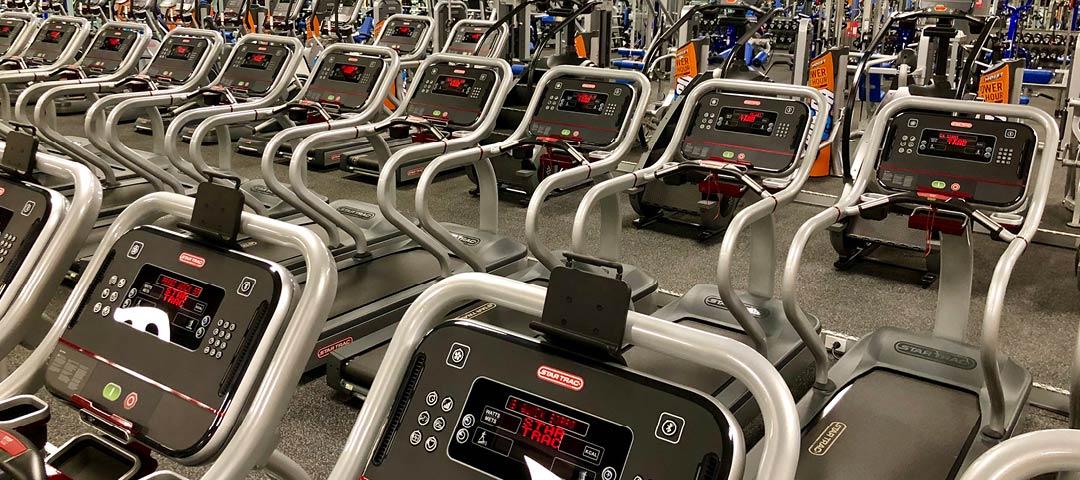 Rows of Cardio