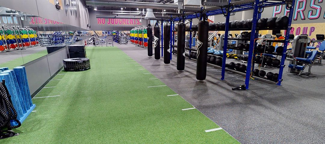 Functional Training Areas